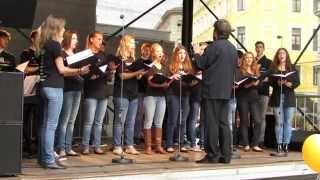 Felix Mendelssohn-Bartholdy - Ruhetal (Wenn im letzten Abendstrahl)