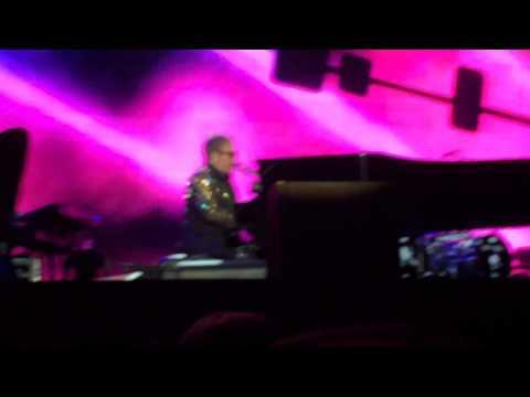 Elton John Tiny Dancer Atlanta Music Midtown 2015