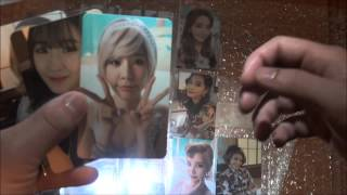Photocard Haul Bomb - SNSD 소녀시대 少女時代 Girls