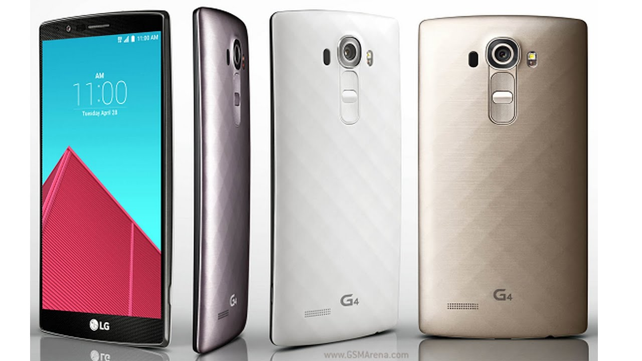 NEW LG G4 Official Specs & Pictures!