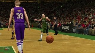 NBA 2K13 My Team - Trash Talking Opponent!