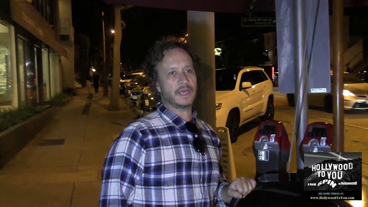 Download Pauly Shore talks about the show I'm Dying Up Here outside Craig's Restaurant in West Hollywood