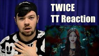 TWICE - TT REACTION - TZUYU STOLE MY HEART !!!!!