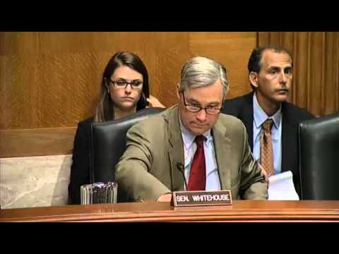 Senate Hearing on Climate Warming and Climate Change - Last Hour