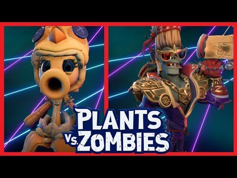 Deluxe Edition Upgrade!   Plants vs Zombies Battle for Neighborville  