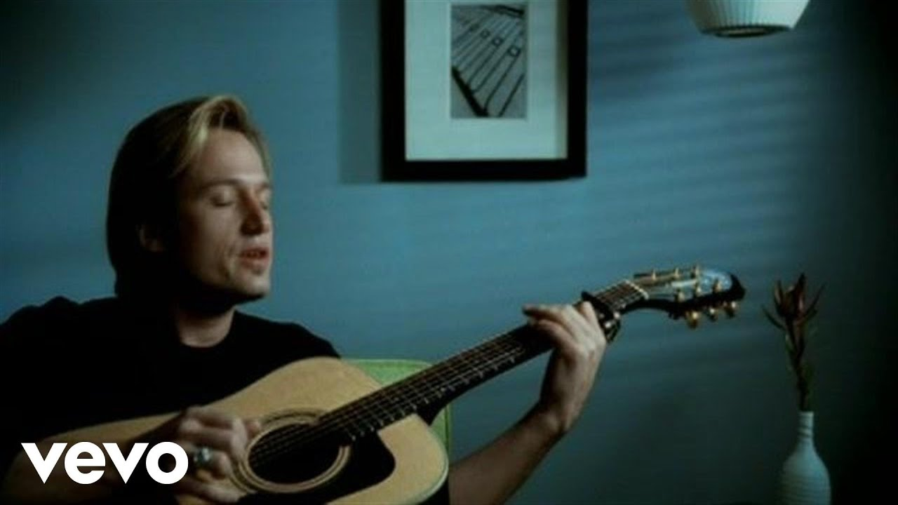 Keith Urban Your Everything Official Music Video Youtube
