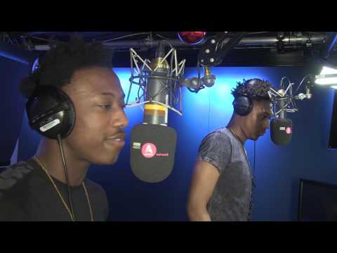 Brandz & Tizzy freestyle for Kan d Man and DJ Limelight