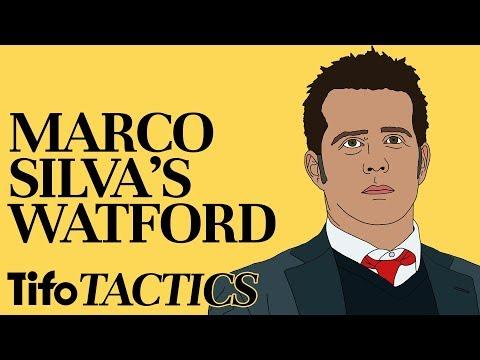 Tactics Explained | Marco Silva & Watford