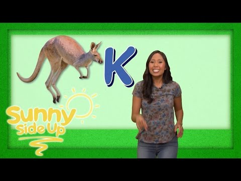 Sunny Side Up, Kids Songs: The Alphabet Song |  Sprout