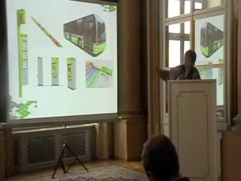 Josyane Franc (FR) - Colloque sur les défis urbains contemporains, Bratislava, 2013