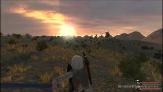 Mount & Blade: Warband Gameplay PC HD