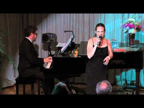 """Carolyn Lee Jones live in Dallas - """" More """"  Songs From My Mother's Piano Bench"""
