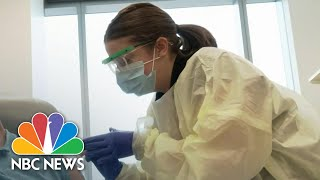 Health Experts Work To Build Trust In Covid Vaccines | NBC Nightly News