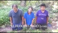 El blog del narco difunde nuevo video antes de ser