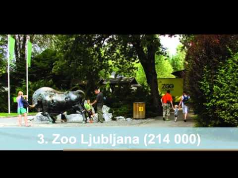 The best Slovenian tourist attractions