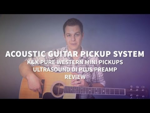 Acoustic Guitar Preamp System Review - great sounding acoustic tone