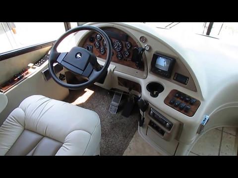 2005 Damon Astoria Waldorf  3679 Class A Diesel, 50K Miles, 2 Slides, Warranty, $59,900