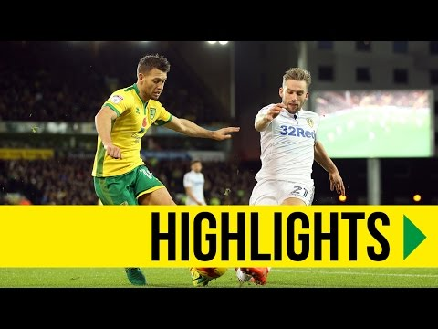 HIGHLIGHTS: Norwich City 2-3 Leeds United