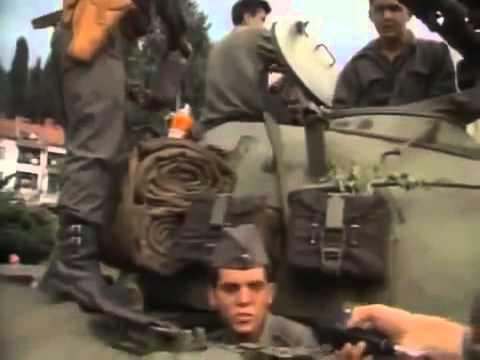 Yugoslavia War : Slovenia 21.6.1991