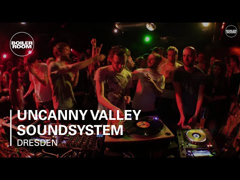 Uncanny Valley Soundsystem Boiler Room Dresden DJ Set