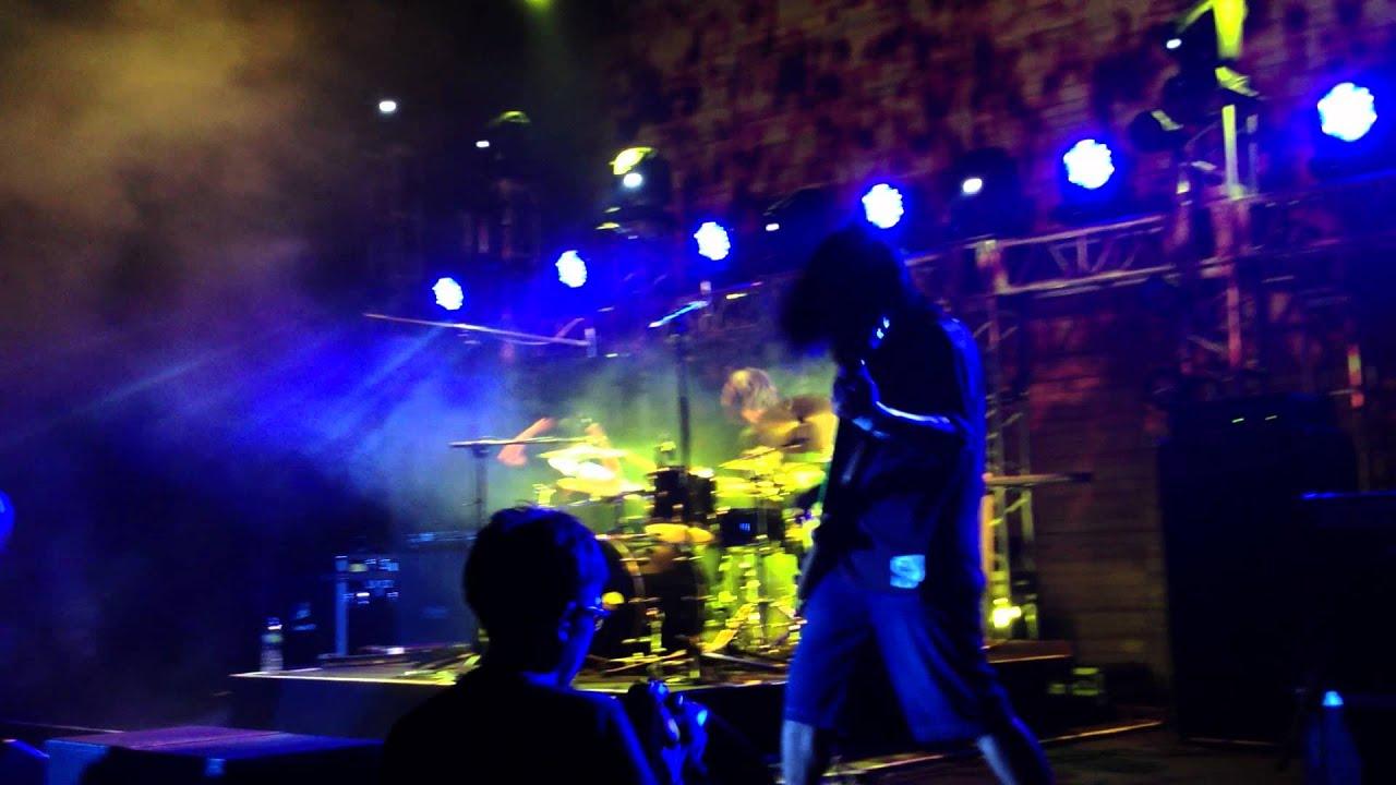 鐵樹蘭 - 煙花散 @ 日落搖滾 Sunset Concert 2012 - YouTube