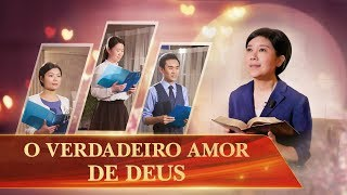 """O verdadeiro amor de Deus"" O julgamento de Deus é a salvação de Deus"