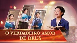 """""""O verdadeiro amor de Deus"""" O julgamento de Deus é a salvação de Deus"""
