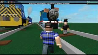 ROBLOX Thomas Comes To Breakfast Remake
