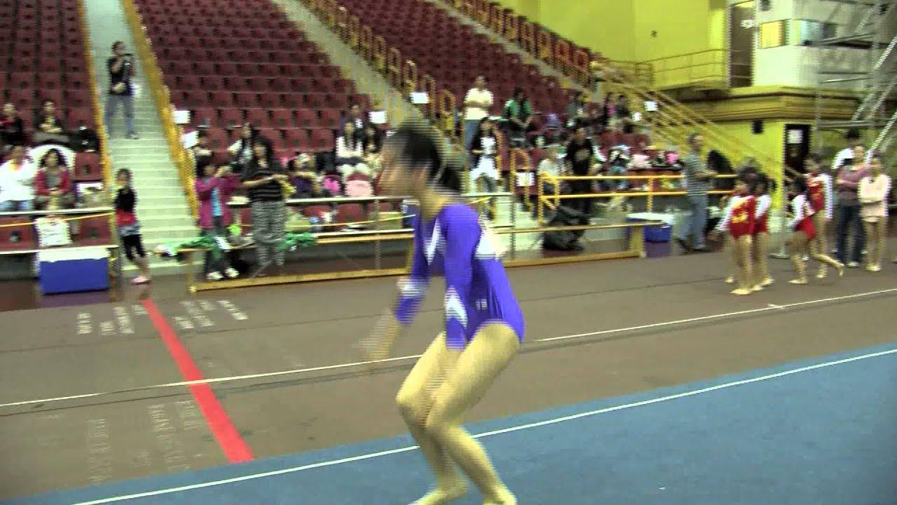 2011全港小學體操邀請賽 女子自由體操 19
