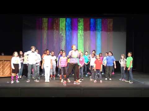 Rosie's Theater Kids Atlanta Project Final Performance Documentation