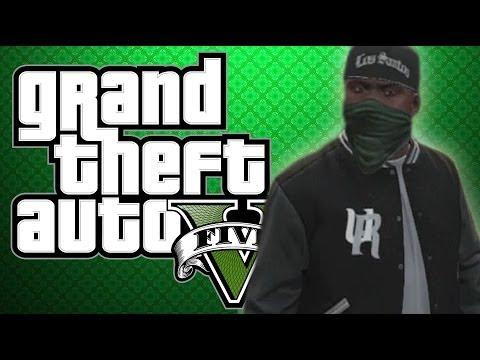 GTA 5 THUG LIFE RAP SONG!