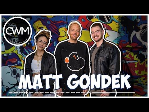 Matt Gondek Talks Deconstructive Pop Art And The Business Of Being A Full-Time Artist