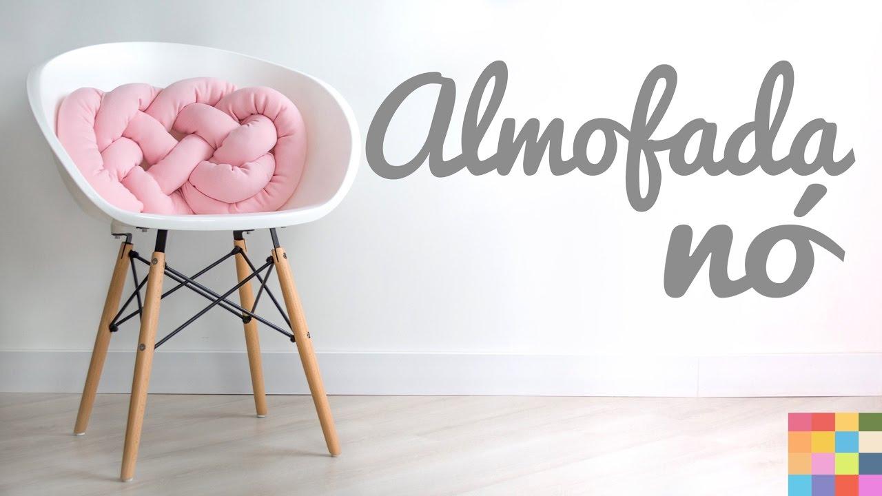 6ef3ad0fa0b022 DIY : Almofada Nó