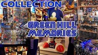 COLLECTION de Jeux Vidéos GREEN HILL MEMORIES - Plus de 4000 JEUX !