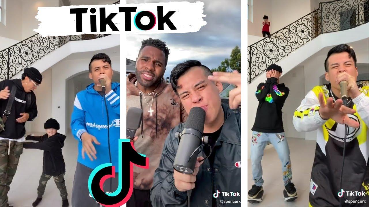 Download Best of Spencer X ~ TIKTOK BeatBox Dance Compilation ft. Michael Le & Jonathan ~ 2020