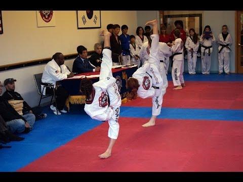 4th Degree Black Belt Testing Poomse