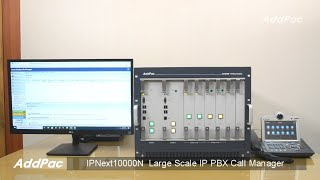 IPNext10000N Large Scale IP PB…