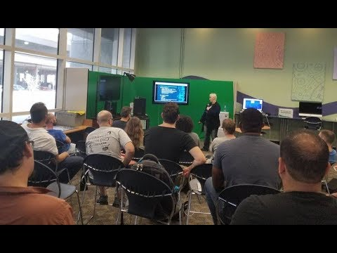 Cryptocurrency 101 - HackMiami 25 Feb  2018