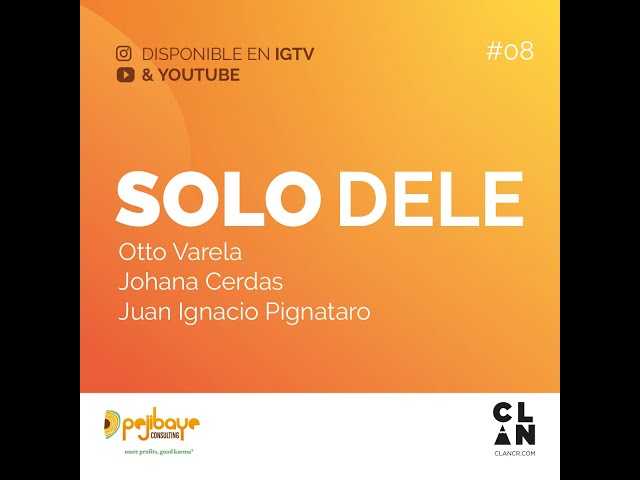 SoloDele #08 con Descubre Costa Rica, Plura y JIP Real Estate.