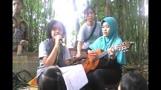 Lagu Anak // Pamanku Dari Desa (Pasar Papringan Kandangan)