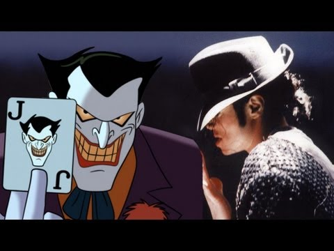Epic Rap Battles of History: Michael Jackson vs The Joker [PARODY]