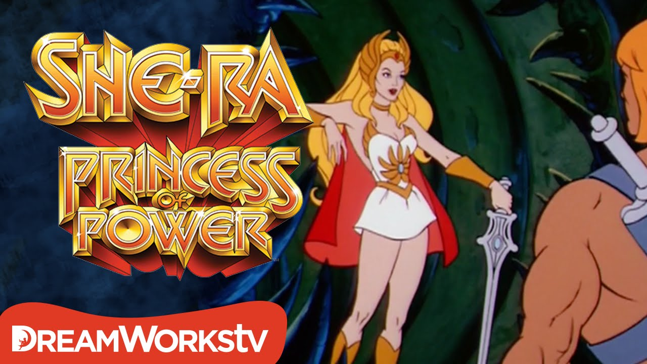 She-Ra and He-Man Prepare for Battle | SHE-RA: PRINCESS OF POWER
