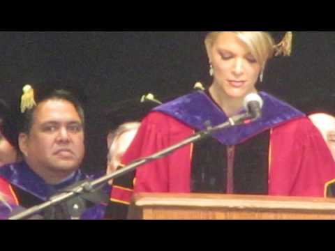 Megyn Kelly speaks for Albany Law School in Saratoga New York May 20th