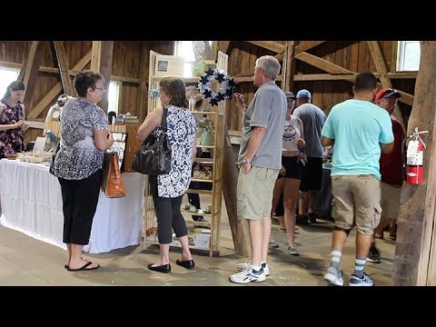 "First State Flea brings the ""fancy"" to Glasgow Park"