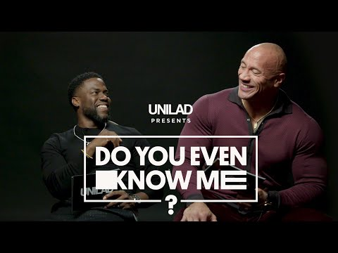 The Rock And Kevin Hart Put Their Friendship To The Test | UNILAD - Do You Even Know Me? Mp3