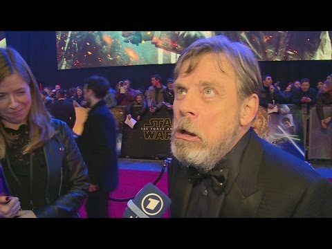 STAR WARS: THE FORCE AWAKENS: Mark Hamill hates the name Luke Skywalker