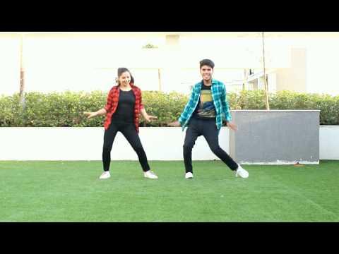 Teri Aakhya ka yo kajal ||choreography by ajay vaishnav superhit song sapna || cover ekta&ajay
