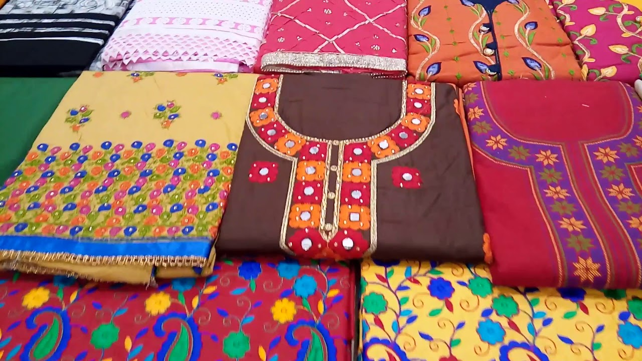 Cotton Chudi Materials @Rs. 299/- Only | Diwali Special Offer |
