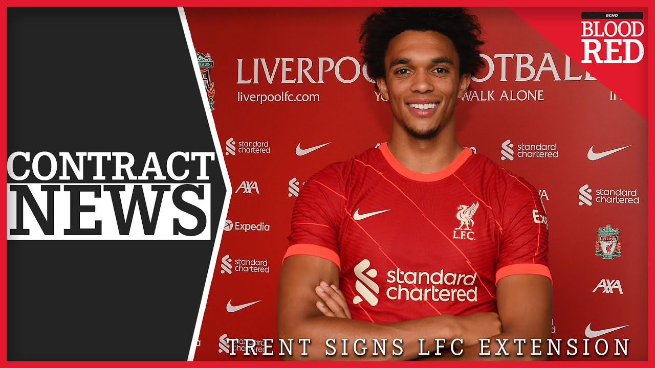 Trent Alexander-Arnold Signs New Liverpool Contract | REPORT