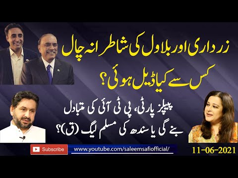 Zardari and Bilawal's clever game ... ? Will PPP  become another PTI or Sindh's Muslim League (Q)?